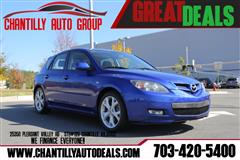 2008 MAZDA MAZDA3 s Touring *Ltd Avail*