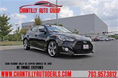 2013 HYUNDAI VELOSTER Turbo w/Blue Int