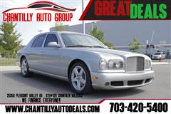 2002 BENTLEY ARNAGE T