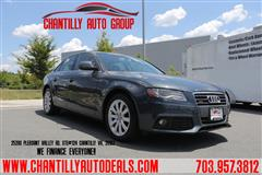2009 AUDI A4 2.0T Prem Plus