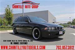2001 BMW 5 SERIES 525iAT