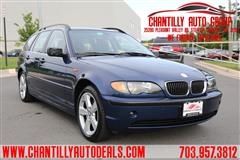 2004 BMW 3-SERIES 325 Xi