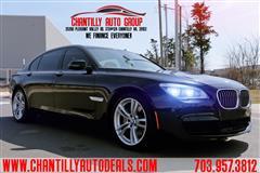 2013 BMW 7 SERIES 750 Li M Sport Package