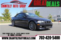 2002 BMW 3 SERIES M3