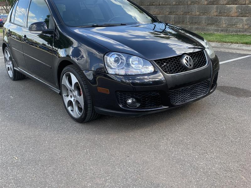 2007 VOLKSWAGEN GTI Base Turbo