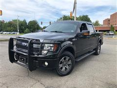2011 FORD F-150 FX4 4X4 SUPERCREW