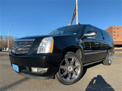 2009 CADILLAC ESCALADE ESV LUXURY