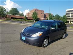 2010 TOYOTA SIENNA LE FWD 8-Passenger Seating