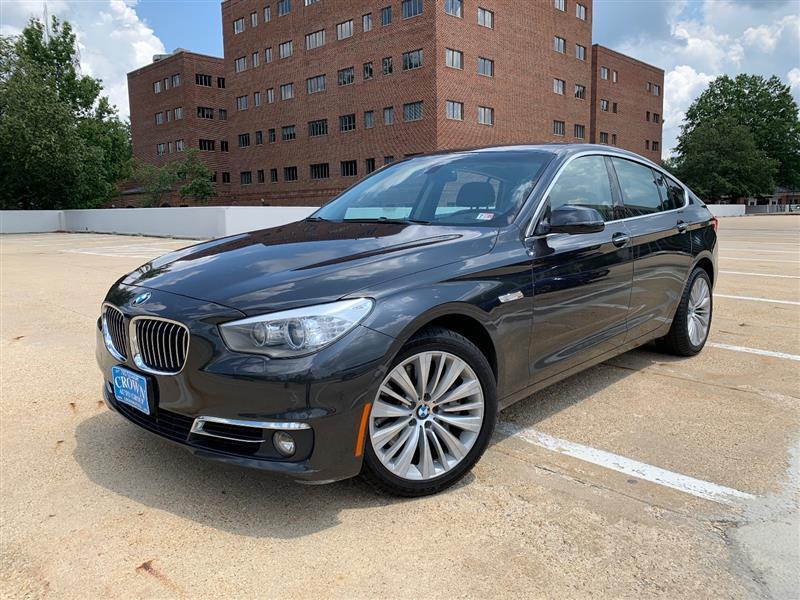 2015 BMW 5 SERIES GRAN TURISMO 550i xDrive