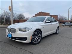 2014 BMW 5 SERIES GRAN TURISMO 550i xDrive