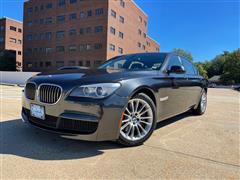2014 BMW 7 SERIES 750Li w/NAVIGATION