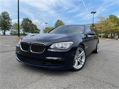2013 BMW 7 SERIES 750Li xDrive M SPORT