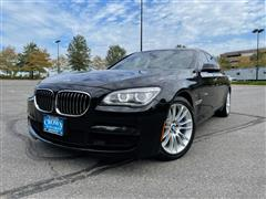 2015 BMW 7 SERIES 750 Li xDrive w/ M Sport Package