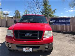 2007 FORD F-150 FX4 4X4 SUPERCAB