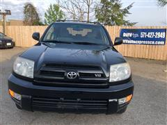 2005 TOYOTA 4RUNNER Limited