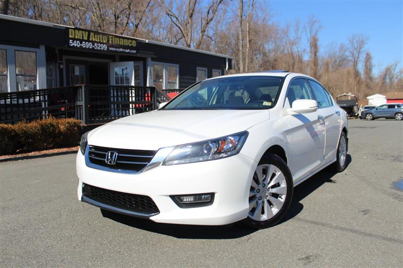 2015 HONDA ACCORD SEDAN EX-L V6