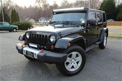 2010 JEEP WRANGLER UNLIMITED Sahara Wrangler Unlimited