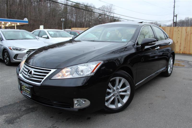 2012 LEXUS ES 350 Luxury/Clean Carfax 1 Owner