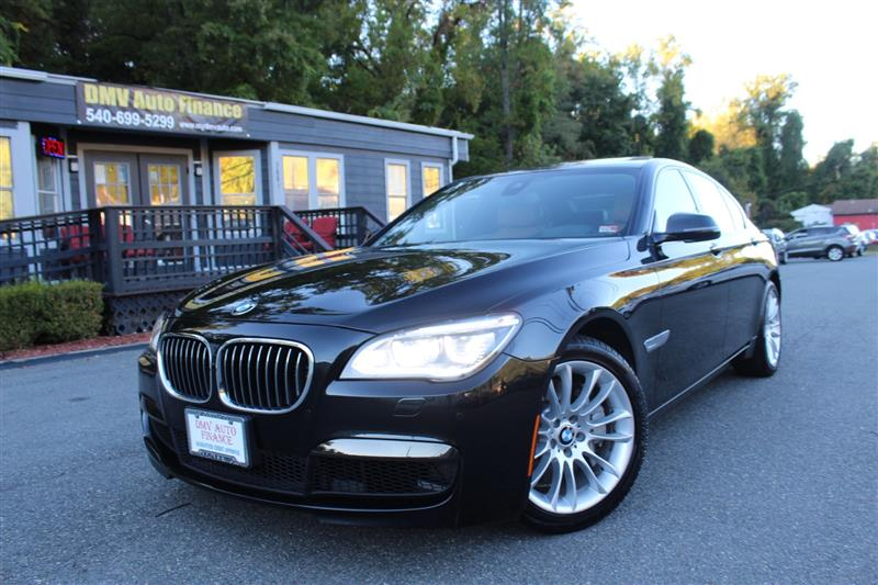 2014 BMW 7 SERIES 750Li xDrive M SPORT