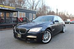 2015 BMW 7 SERIES 750Li xDrive M SPORT