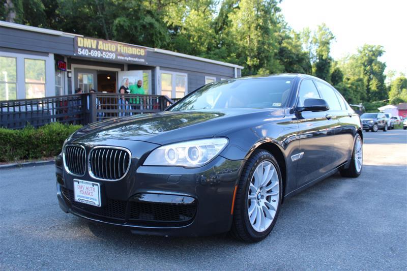 2014 BMW 7 SERIES 750Li xDrive M SPORT