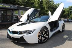 2016 BMW I8 GIGA WORLD