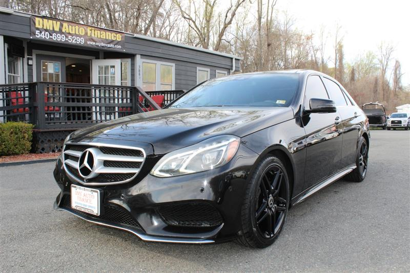 2015 MERCEDES-BENZ E-CLASS E350 Sport Package