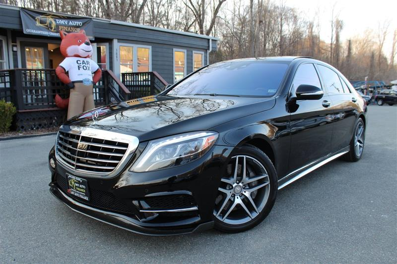 2015 MERCEDES-BENZ S-CLASS S550 AMG Sport Package