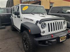 2016 JEEP WRANGLER UNLIMITED Rubicon Hard Rock