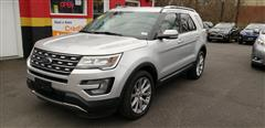2017 FORD EXPLORER Limited