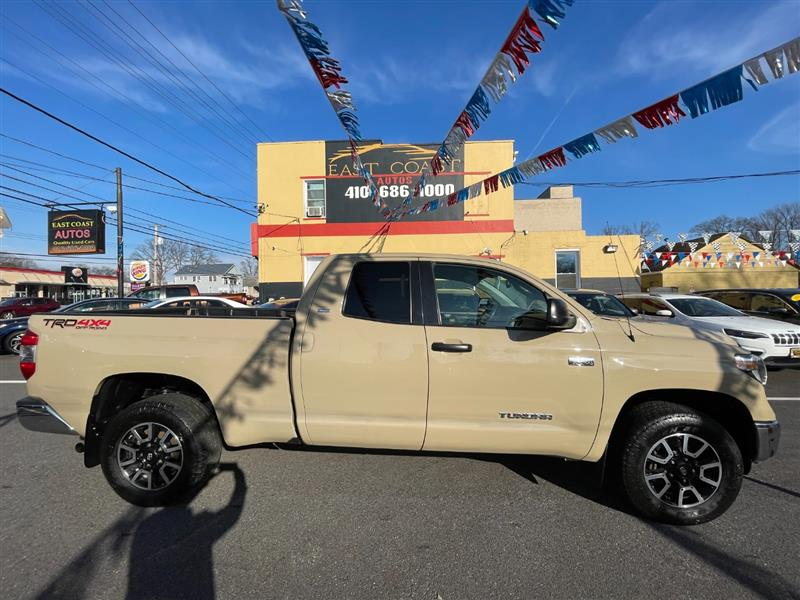 2018 TOYOTA TUNDRA 4WD SR5/TRD OffRoad