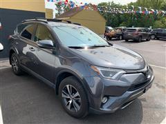 2018 TOYOTA RAV4 XLE 4WD