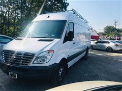 2010 FREIGHTLINER  3500 SPRINTER HIGH ROOF  170 WB CARGO  3500 SPRINTER