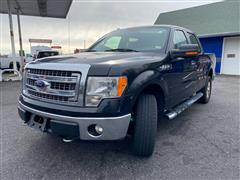 2014 FORD F-150 XLT SUPERCAB 4X4
