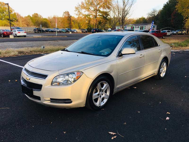 Elite Auto Credit >> 2009 Chevrolet Malibu Lt W 1lt Spotsylvania Virginia