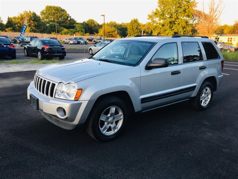 Elite Auto Credit >> 2006 Jeep Grand Cherokee Laredo 4wd Spotsylvania
