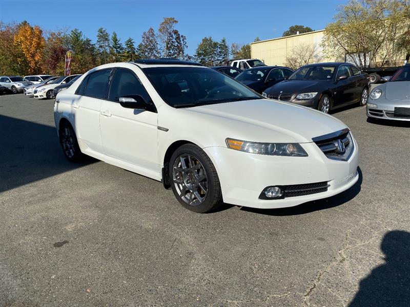 2007 Acura Tl Type S Fredericksburg Virginia Elite