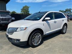 2012 LINCOLN MKX AWD w/ Elite package