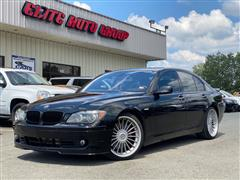 2008 BMW 7 SERIES ALPINA B7 SWB