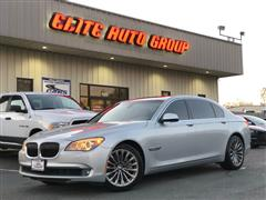 2011 BMW 7 SERIES 750Li/ALPINA B7 LWB