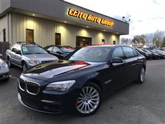 2013 BMW 7 SERIES 750Li/ALPINA B7