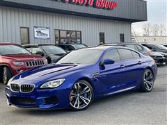 2016 BMW M6 Drivers Assistance Plus / Executive Package