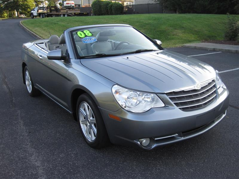 2008 CHRYSLER SEBRING Limited