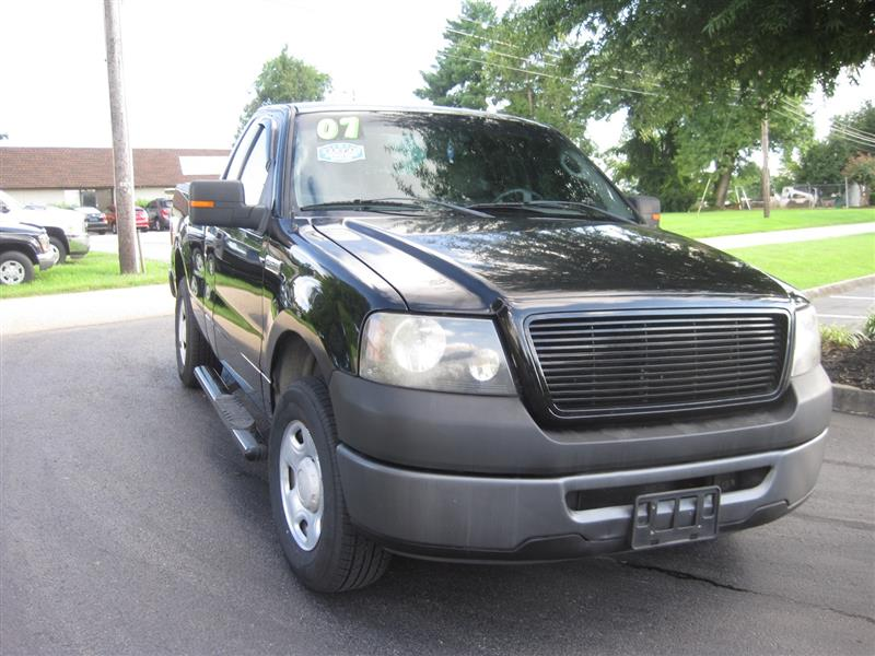 2007 ford f 150 xl triton knoxville tennessee euro. Black Bedroom Furniture Sets. Home Design Ideas