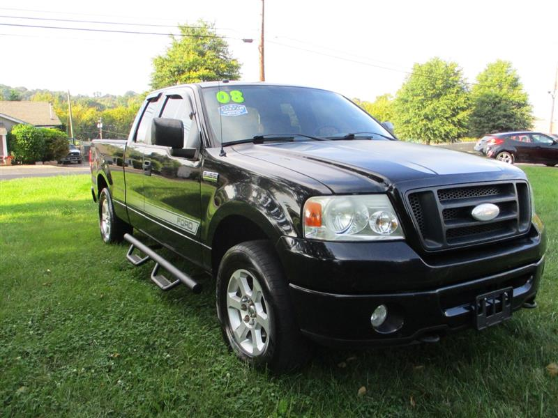 2008 FORD F-150 STX 4X4 EXTENDED CAB
