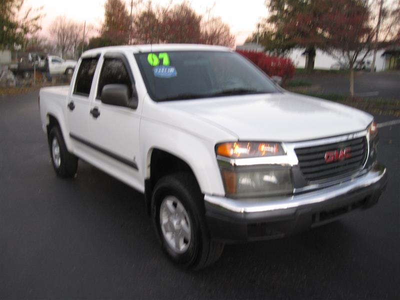2007 GMC CANYON SLE1