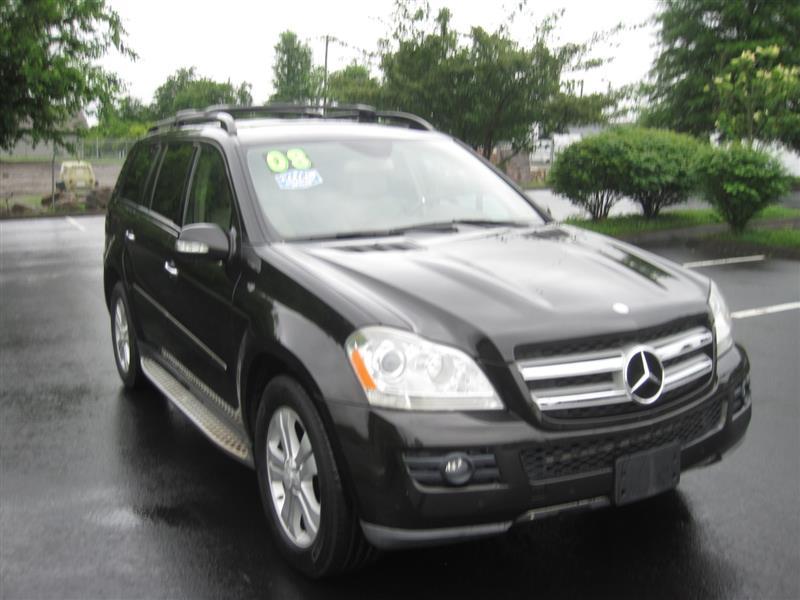 2008 MERCEDES-BENZ GL450