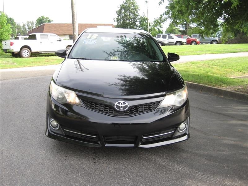 2013 TOYOTA CAMRY SE w/ LEATHER