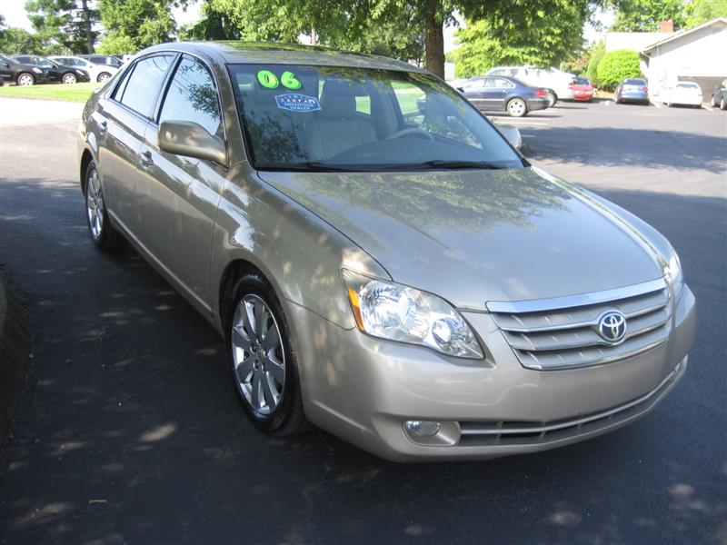 2006 TOYOTA AVALON XL/Touring/XLS/Limited