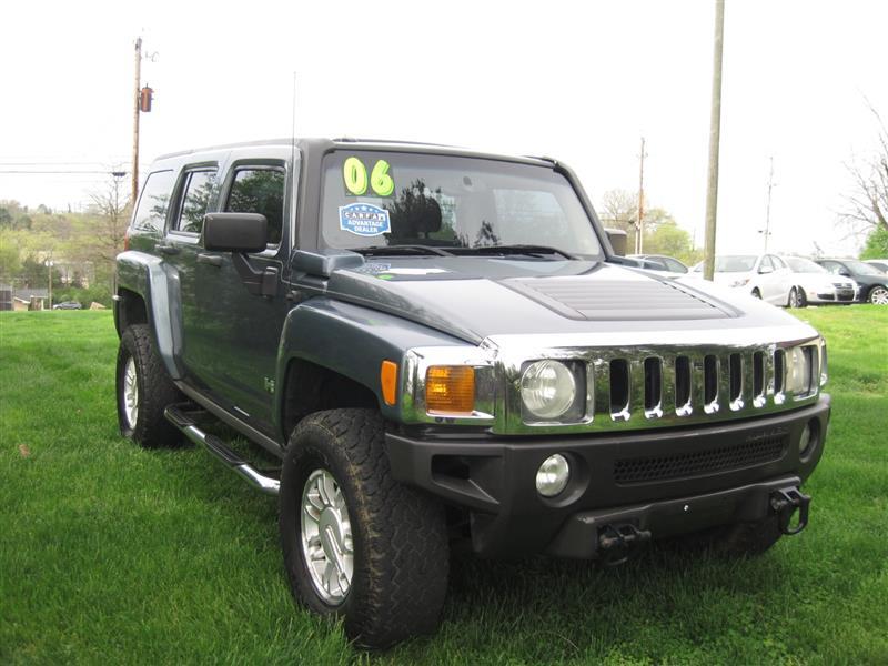2006 HUMMER H3 4WD